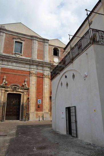Palazzo Aiello -esterno