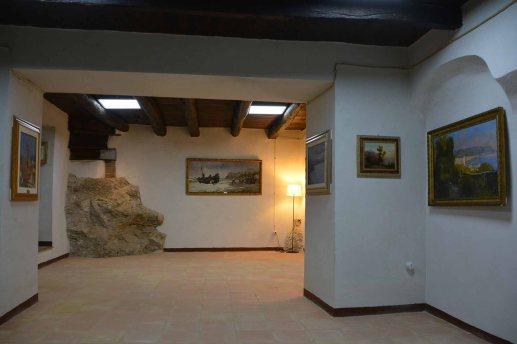 Palazzo Aiello - interni