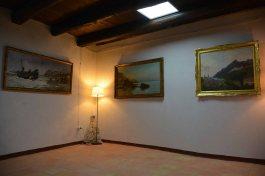 Palazzo Aiello 1786 - Piano terra, Sala Mario Trufelli