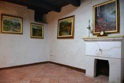 Palazzo Aiello 1786 - Piano terra, Sala del Nuovo Figurativo