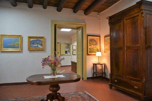 Palazzo Aiello 1786 - Primo piano, Sala Amalfi - Atrani