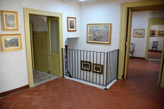Palazzo Aiello 1786 - Primo piano, Sala Positano