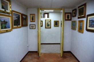Palazzo Aiello 1786 - Primo piano, Sala Mercadante - Avallone