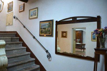 Palazzo Aiello 1786 - Primo piano, Saletta Epigoni della Scuola Napoletana