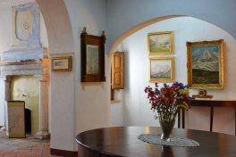 Palazzo Aiello 1786 - Secondo piano, Sala Tiziana Di Fonzo