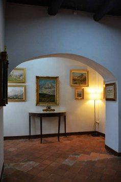 Palazzo Aiello 1786 - Secondo piano, Saletta del Divisionismo