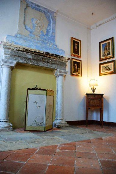 Palazzo Aiello 1786 - Secondo piano, Sala Pio Joris