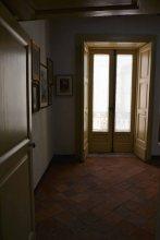 Palazzo Aiello 1786 - Secondo piano, Sala De Grada - Cortiello