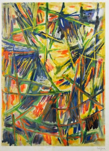 Alba scomposta, 1996