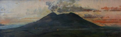 Impressioni al tramonto, 1854 - 1858