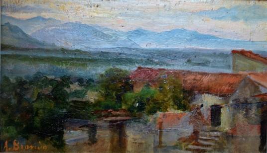 Paesaggio lucano, 1927