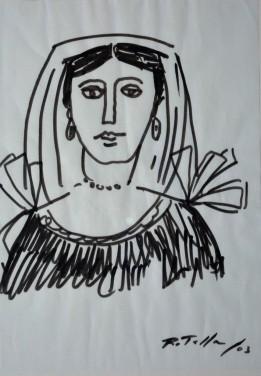 Donna di Rende, 2003