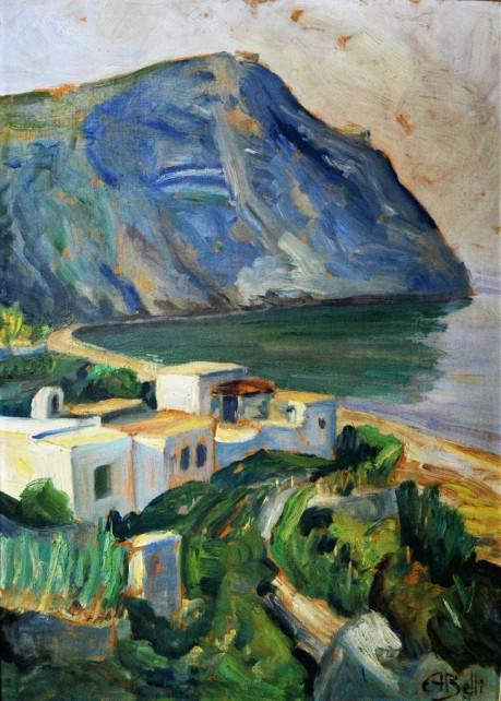 Mattino a Citara (Ischia)