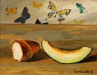 Pane e melone, 1972