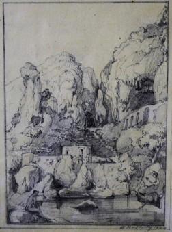 Costiera Amalfitana, 1844