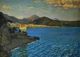 Veduta di Salerno dalla Torre Cresterella