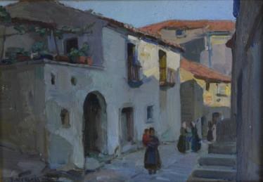 Agosto a Torraca, 1933