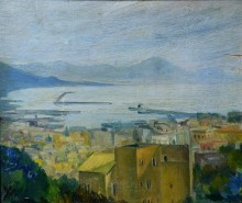 Veduta di Salerno