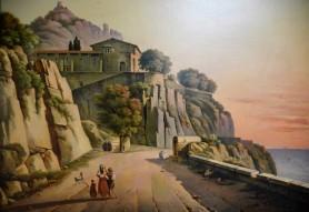 La strada di Salerno – Vietri, 1817