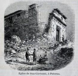 Chiesa di San Giovanni, a Paterno