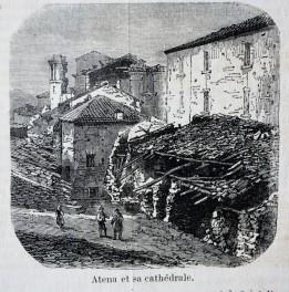 Atena (oggi Atena Lucana) e la sua cattedrale