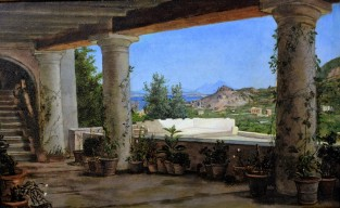 Orizzonti ad Ischia, 1901