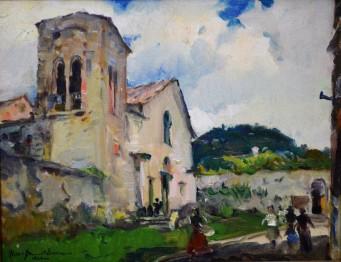 Chiesa a Ravello Prov. Hotel Caruso