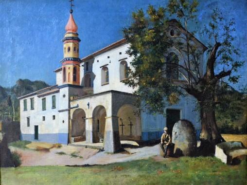 Chiesa di San Cesareo in Cava, 1868