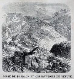 Facciata dell'Osservatorio del Vesuvio