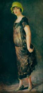 Prove allo specchio, 1922