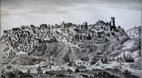 Città di Tricarico (Napoli 1763)