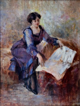Dolce lettura, 1904