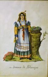 Donna di Potenza, 1840