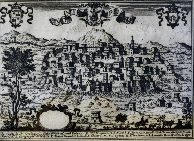 Montepeloso (oggi Irsina)
