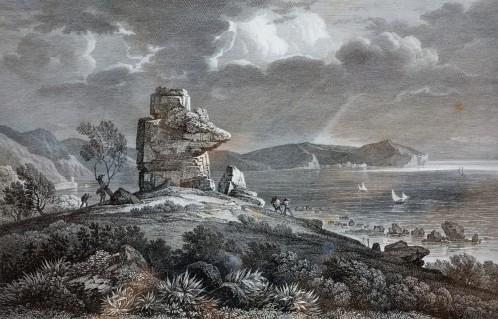 Palinuro, 1812