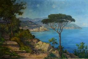 Veduta di Amalfi