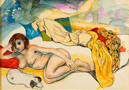Rosa dopo l'amore, 1974