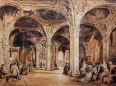 Cripta di San Matteo, 1845