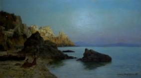 Ultime luci ad Amalfi