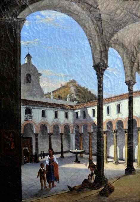 Chiostro del Duomo di Salerno