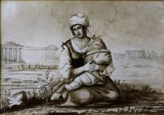 Maternità a Paestum