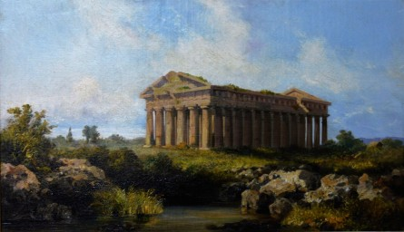 Tempio di Poseidone – Paestum