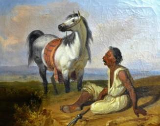 La pausa, 1850
