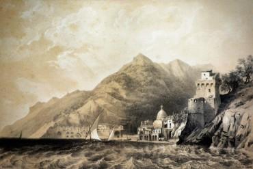 Cetara, Golfo di Salerno