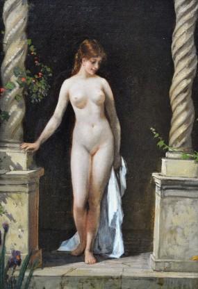 Nudo, 1882