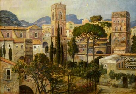Verso sera a Ravello, 1933