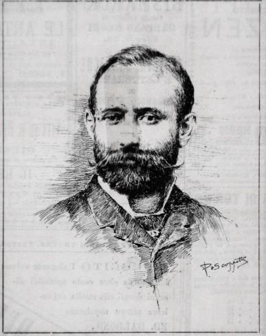Ritratto di Giacomo Di Chirico