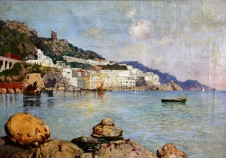 Amalfi, 1908
