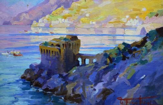 La Torre di Maiori, 1934