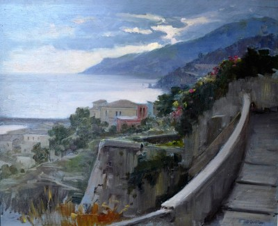Verso sera a Salerno, 1952